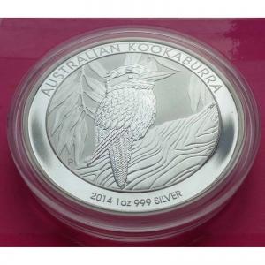 2014-AUSTRALIA-PERTH-MINT-KOOKABURRA-1-ONE-DOLLAR-SILVER-1-oz-COIN-231176913437