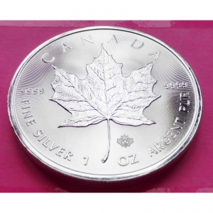 2014-CANADA-MAPLE-LEAF-5-FIVE-DOLLAR-SILVER-1oz-COIN-231129470863