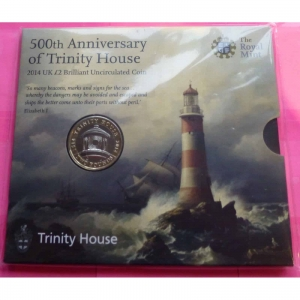 2014-ROYAL-MINT-500TH-ANNIVERSARY-OF-TRINITY-HOUSE-2-TWO-POUND-BU-COIN-231135085680