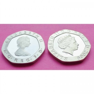 MINT-MINT-20P-TWENTY-PENCE-PROOF-COINS-VARIOUS-YEARS-AVAILABLE-MINT-CONDITION-331092148596