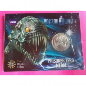 ROYAL-MINT-DR-WHO-COLLECTABLE-COIN-PRISONER-ZERO-MEDALCOIN-330921621180
